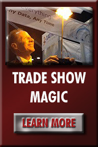 Chef Anton's Magic Sales Presentations for your trade show